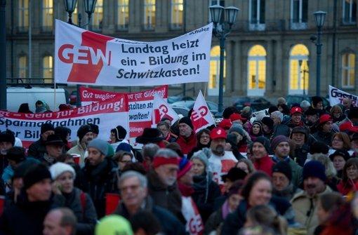 GEW-Chefin Moritz greift Grün-Rot massiv an