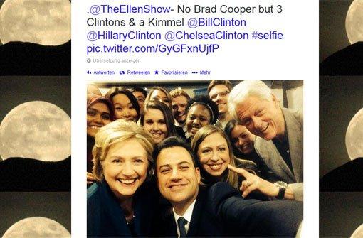 Jimmy Kimmel will Ellens Rekord knacken