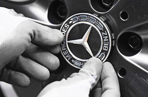 IG Metall: 600 Zeitarbeiter sollen Mercedes-Werk verlassen