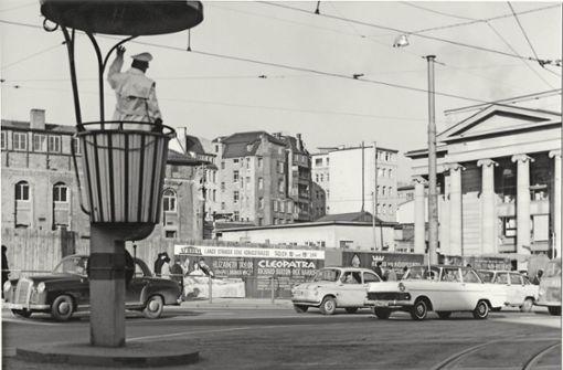 So radikal hat sich die Stuttgarter City  verändert