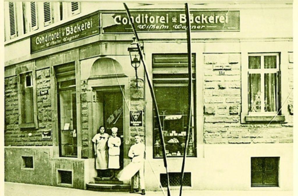 Die Bäckerei Wagner im Stuttgarter Westen. Foto: Wilfried Harthan
