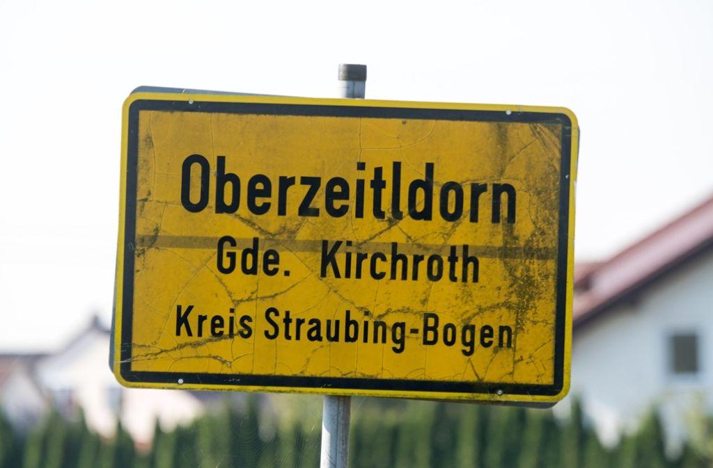 In Kirchroth kam es zu der tödlichen Attacke auf eine schwangere Frau. Foto: dpa