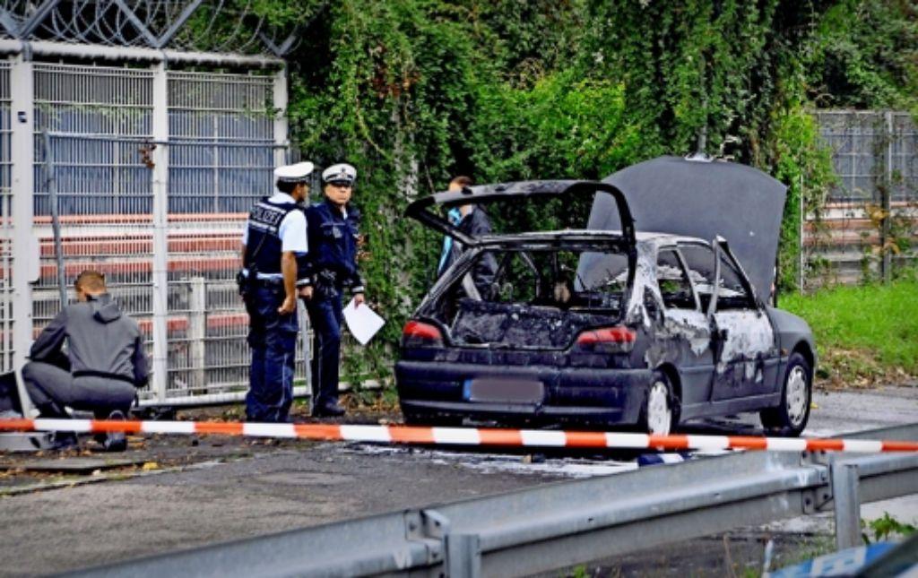 Im September 2013 geschah der Vorfall; die Polizei ging rasch von einer Selbsttötung aus – wegen schlechter Schulnoten. Foto: dpa