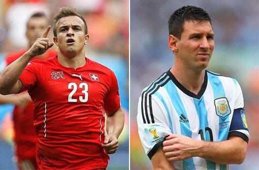 Gigantisches Zwergen-Duell im Achtelfinale der Fußball-WM