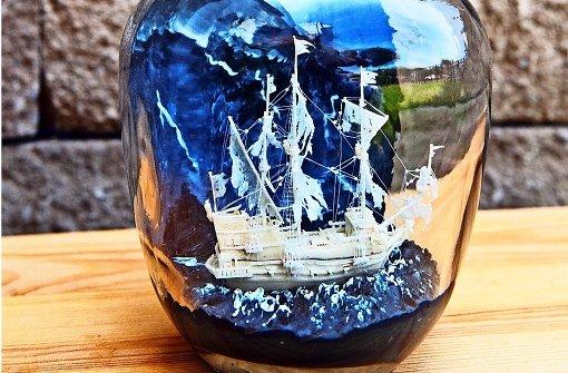 Kleine Welten hinter Glas