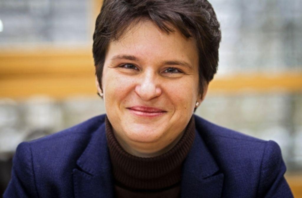 GIZ-Chefin Tanja Gönner (CDU) ist dankbar für die Hilfe der Bundesregierung. Foto: dpa