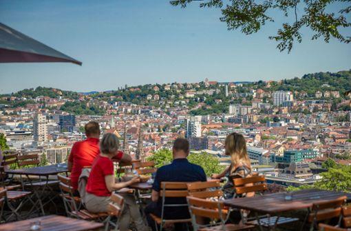 Die schönsten Biergärten in Stuttgart und Region
