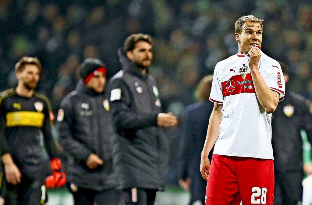 Holger Badstuber ist für Trainer Markus Weinzierl keine Alternative. Foto: Pressefoto Baumann