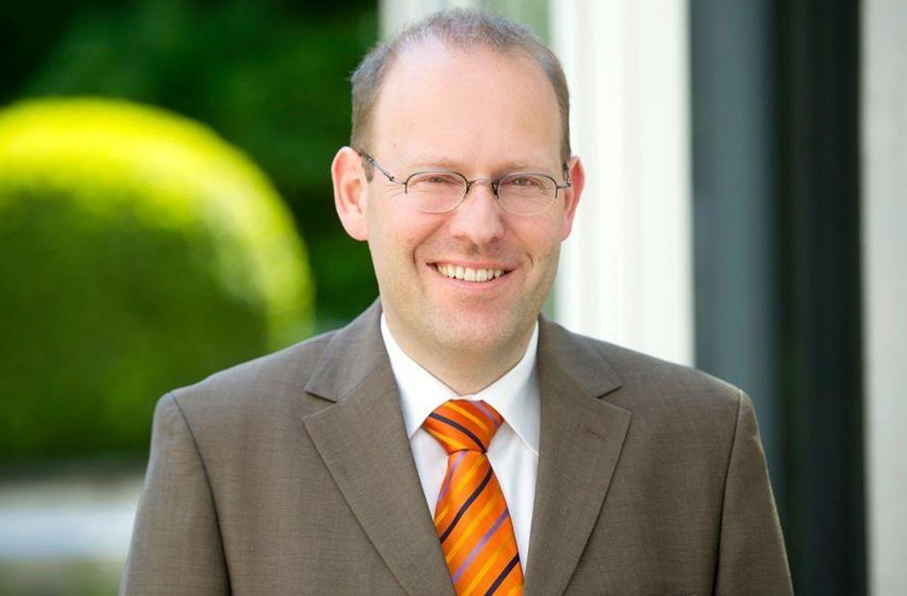 Bernd Vöhringer (CDU) hat das Rennen gemacht. Foto: privat