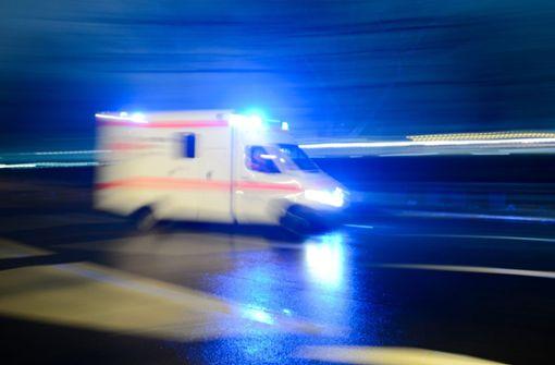 Zwei Menschen nach Überschlag schwer verletzt