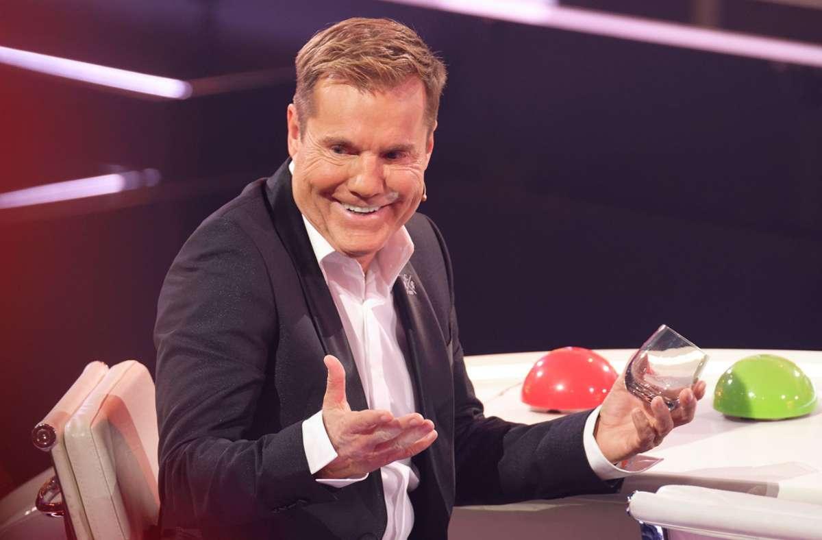 Letztes Jahr noch beim Supertalent in der Jury: Dieter Bohlen. Foto: dpa/Henning Kaiser