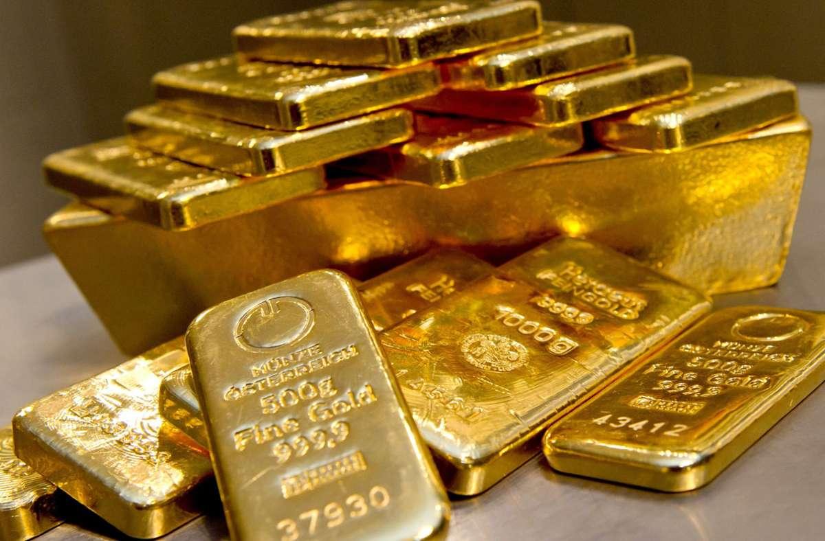 Das Vermögen der Dollar-Millionäre  nahm im vergangenen Jahr deutlich zu. Foto: dpa/Sven Hoppe