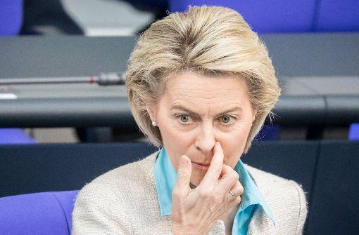 """""""Ursula von der Leyen macht sich lächerlich"""""""