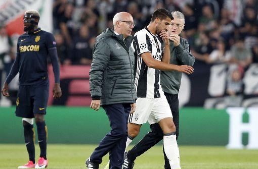 Turin im Endspiel - Juve beim 2:1-Sieg cool, aber Khedira verletzt