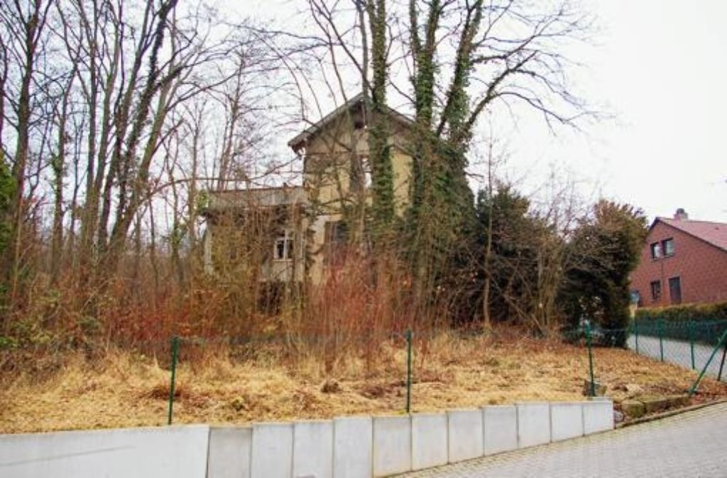 Das Areal am Dachwaldweg 142 sei Anfang der 90er Jahre an einen Foto: Archiv  A. Kratz