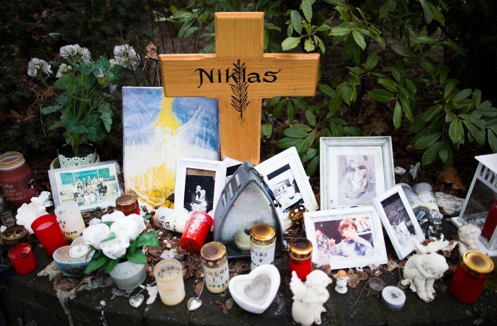 Der gewaltsame Tod von Niklas jährt sich im Mai 2017. Foto: dpa