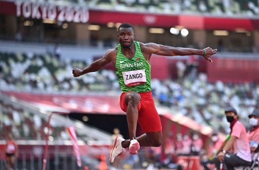 Geschichte! Erste Medaille für Burkina Faso bei den Spielen