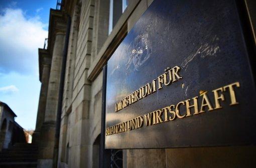 Das Stuttgarter Finanzministerium Foto: Weingand