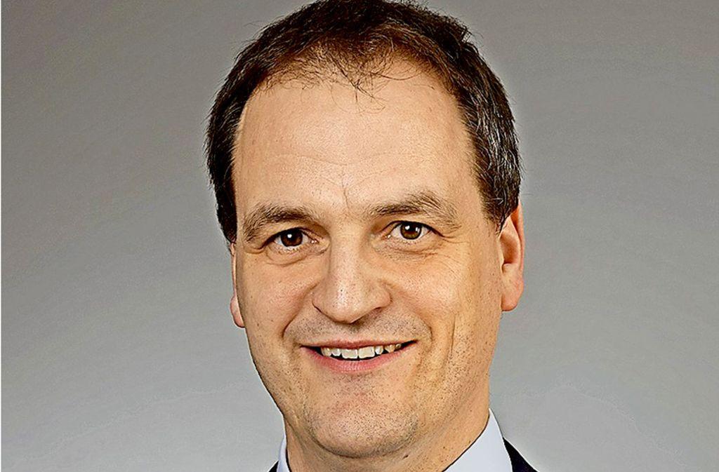 Albrecht Dautel  zieht es in die Nachbarstadt: Er ist zum Bürgermeister von Bönnigheim gewählt worden. Foto: privat