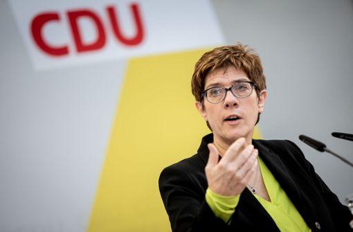 Die Entmerkelung der CDU