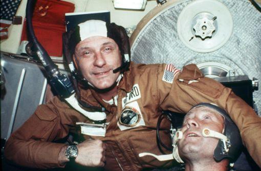 Russischer Raumfahrt-Pionier Alexej Leonow gestorben