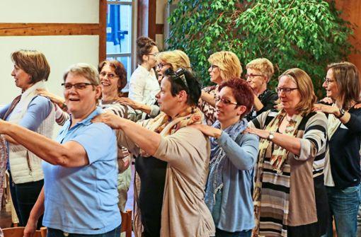 Singen macht glücklich und stärkt die Gemeinschaft