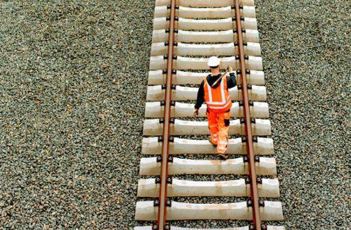 Die Bahn erhält  deutlich mehr  Geld
