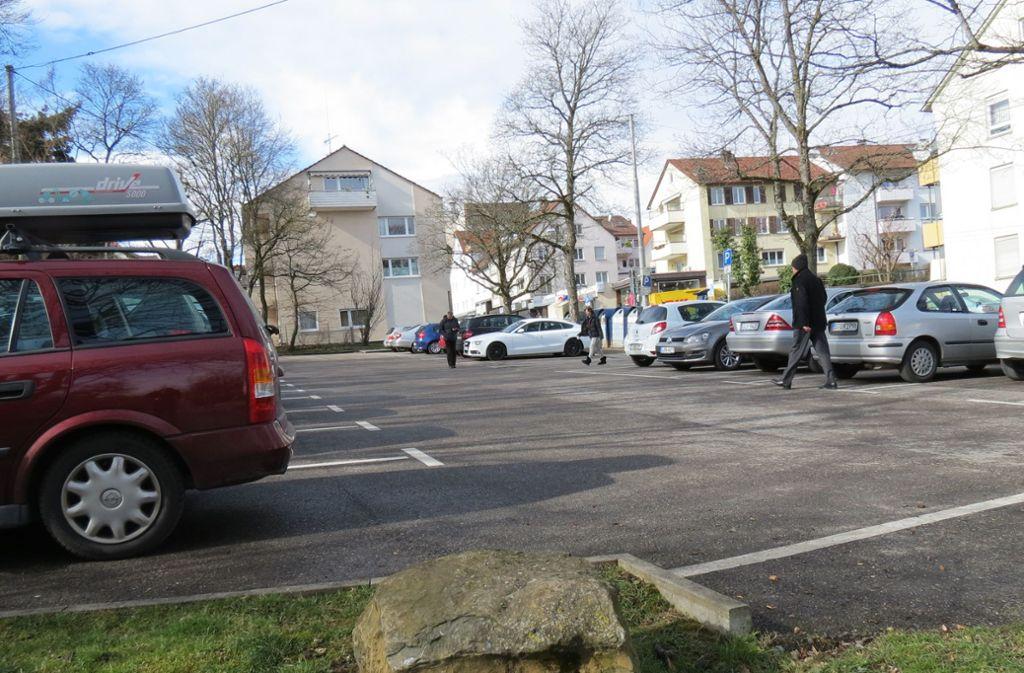 Um dieses Grundstück an der Felix-Dahn-Straße in Stuttgart-Degerloch geht es. Foto: Judith A. Sägesser