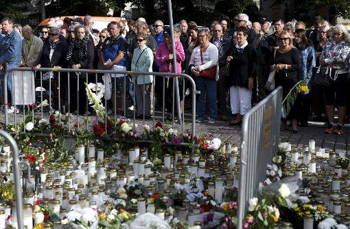 Attentäter von Turku war früher in Deutschland