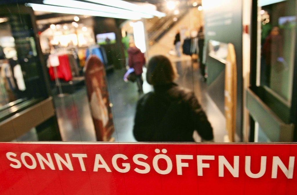 In diesem Jahr gibt es wieder drei verkaufsoffene Sonntag in Bad Cannstatt: am 7.April, am 29.September und am 10.November. Foto: