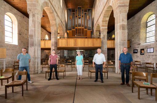 Orgelmusik im Format der Andacht 100