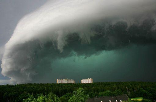 Region Stuttgart wappnet sich gegen Wetterextreme