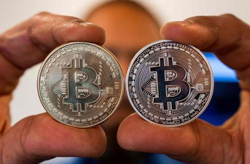 Bitcoins fressen viel Strom