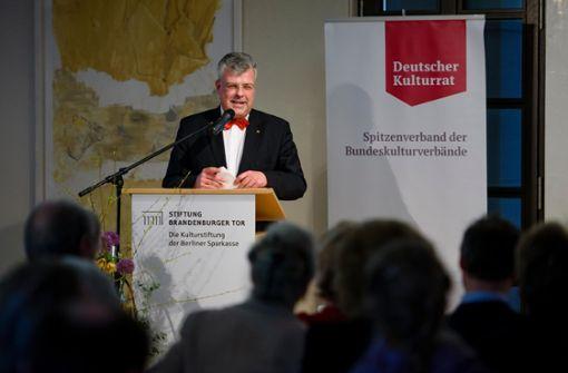 Kulturrats-Präsident Christian Höppner verlässt Echo-Beirat