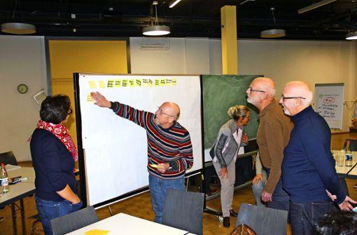 Neue Ideen für den Marktplatz gesammelt