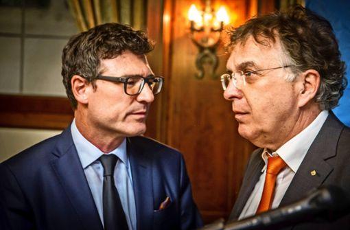 Unerwartetes Comeback für Reinhard Löffler von der CDU