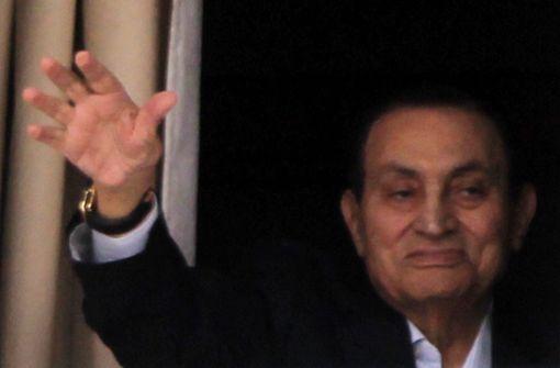 Ägyptens Ex-Staatschef ist tot