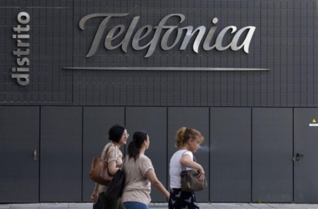 E-Plus wird voraussichtlich von Telefónica Deutschland (O2) übernommen. Foto: AP