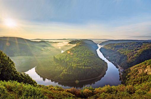 Geheimtipp Saarland – die Saarschleife