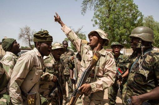 Armee erobert Boko-Haram-Hochburg