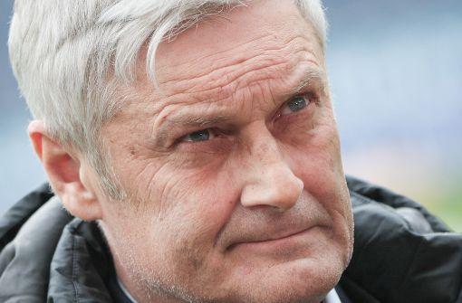 Armin Veh neuer Geschäftsführer beim 1.FC Köln
