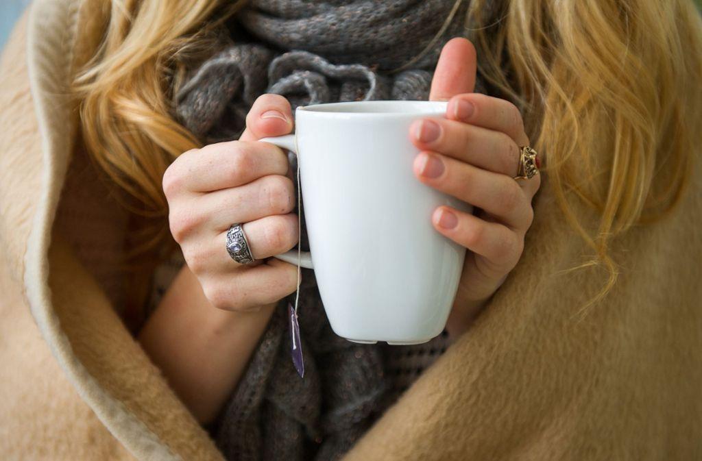 Wer  hin und wieder eine Tasse  eines Tees trinkt, der womöglich mit PA belastet ist, braucht sich keine Sorgen zu machen:  Eine akute Gefährdung der Gesundheit ist laut BfR bei einer geringen und kurzfristigen Aufnahme unwahrscheinlich Foto: dpa