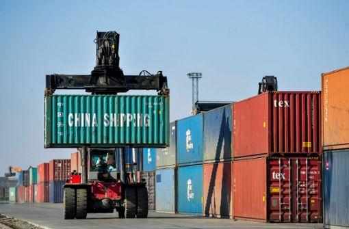 Chinas verzeichnet Wirtschaftswachstum von fast fünf Prozent