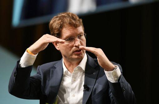 Daimlers gute Zahlen sorgen nicht für Ruhe