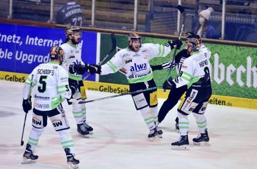 Bietigheim Steelers machen in Kassel DEL-Aufstieg perfekt