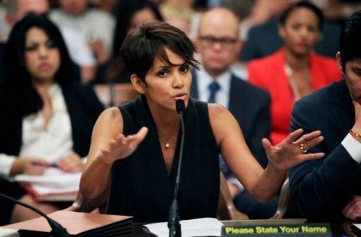 Halle Berry kämpft für schärfere Gesetze