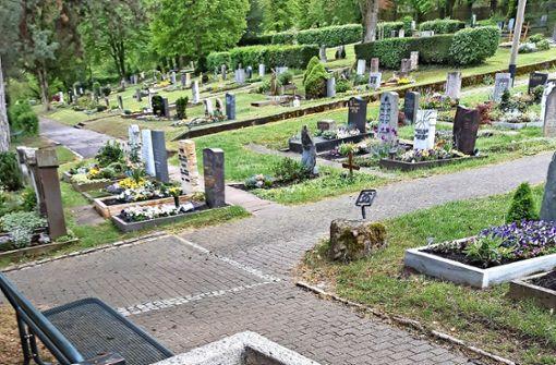 Dreister Wasserdiebstahl auf dem Friedhof