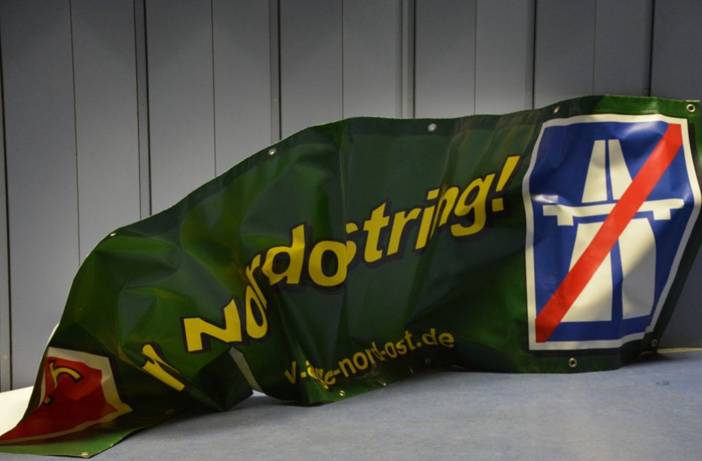Wie geht es weiter mit dem Nordostring – eine der offenen Fragen. Foto: Thomas Weingärtner