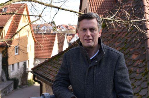 Marcus Kohler zieht ins Rathaus ein