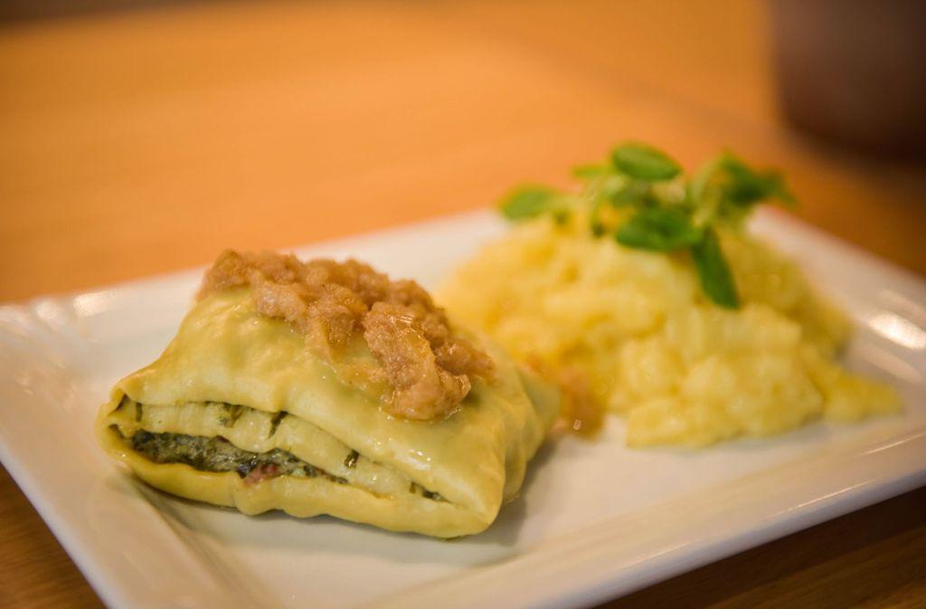"""Der """"Herrgottsb'scheißerle"""" als mögliches Gericht zur Fastenzeit (Symbolbild). Foto: Lichtgut/Max Kovalenko"""